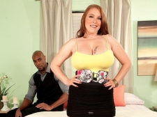 The Creamy Redhead & The Darksome Buttmaster
