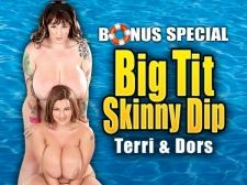 Big Tit Dunky Dip: Terri Jane & Dors Feline