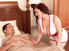 The Cream-Filled Big boobed Nurse